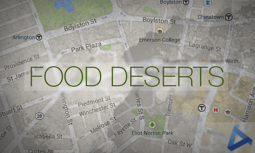 Center for Development and Strategy | Food Deserts: Problems